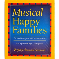 Musical Happy Families