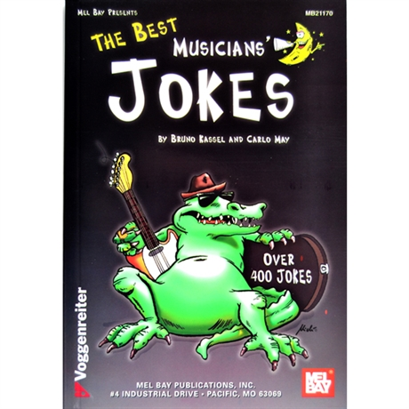 The Best Musicians Jokes