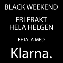 Black-Weekend